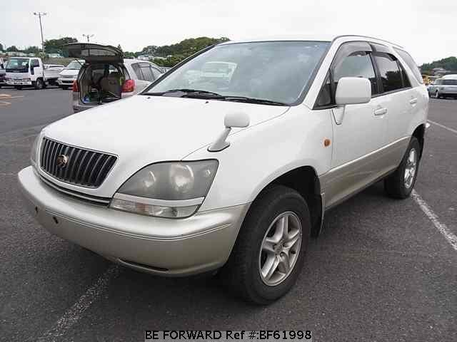 Used 1999 TOYOTA HARRIER BF61998 for Sale