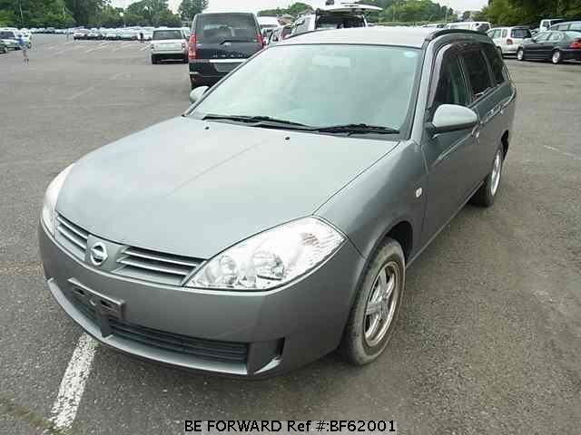 Used 2003 NISSAN WINGROAD BF62001 for Sale