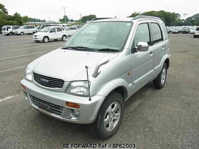 Used 1997 DAIHATSU TERIOS BF62003 for Sale