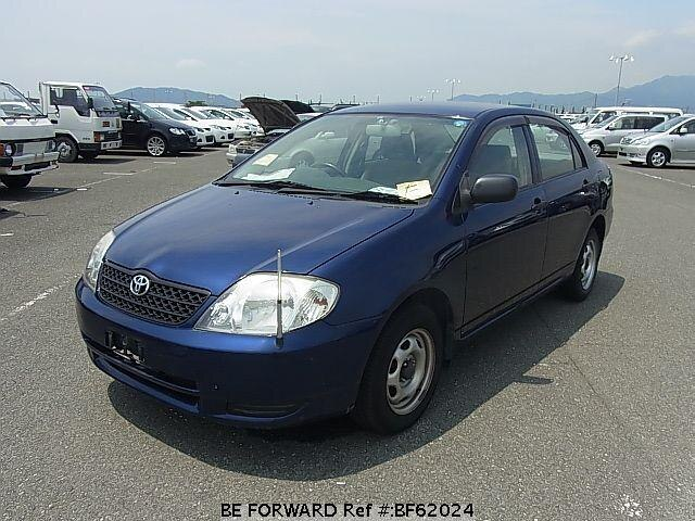 Used 2001 TOYOTA COROLLA SEDAN BF62024 for Sale
