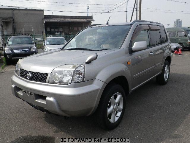 Used 2001 NISSAN X-TRAIL BF62030 for Sale