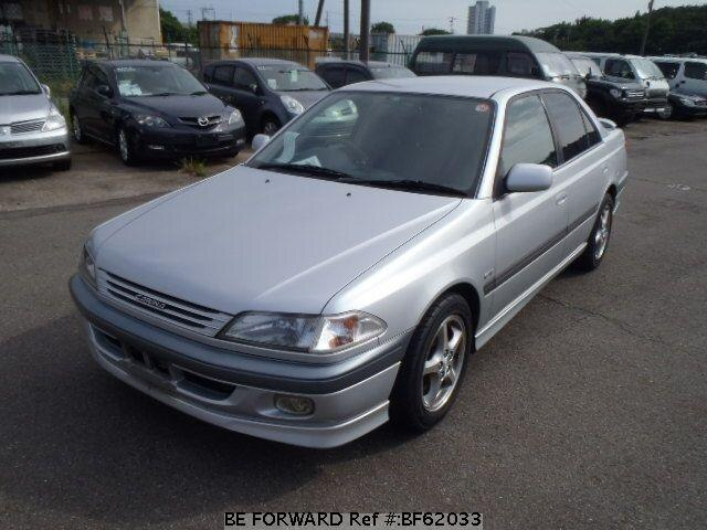 Used 1997 TOYOTA CARINA BF62033 for Sale