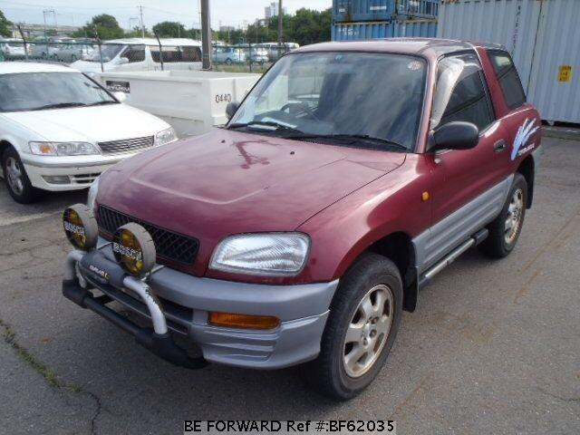 Used 1996 TOYOTA RAV4 BF62035 for Sale