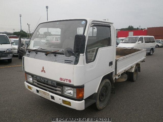 Used 1990 MITSUBISHI CANTER GUTS BF62038 for Sale