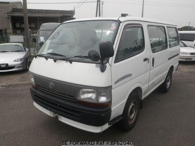 Used 1997 TOYOTA HIACE VAN BF62040 for Sale