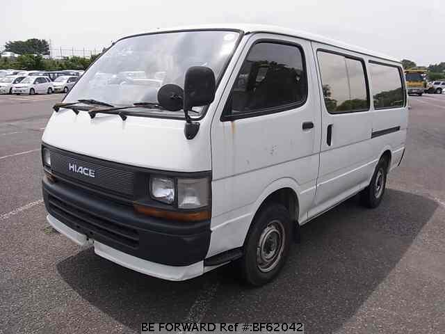 Used 1993 TOYOTA HIACE VAN BF62042 for Sale