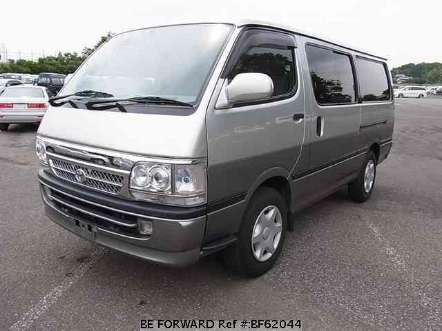 Used 2003 TOYOTA HIACE VAN BF62044 for Sale