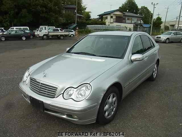 Used 2001 MERCEDES-BENZ C-CLASS BF62054 for Sale