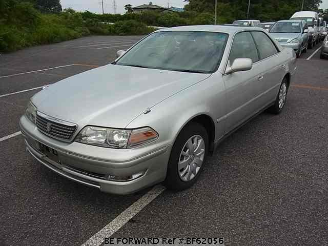 Used 1999 TOYOTA MARK II BF62056 for Sale