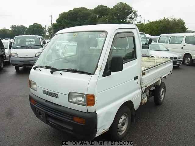 Used 1997 SUZUKI CARRY TRUCK BF62078 for Sale