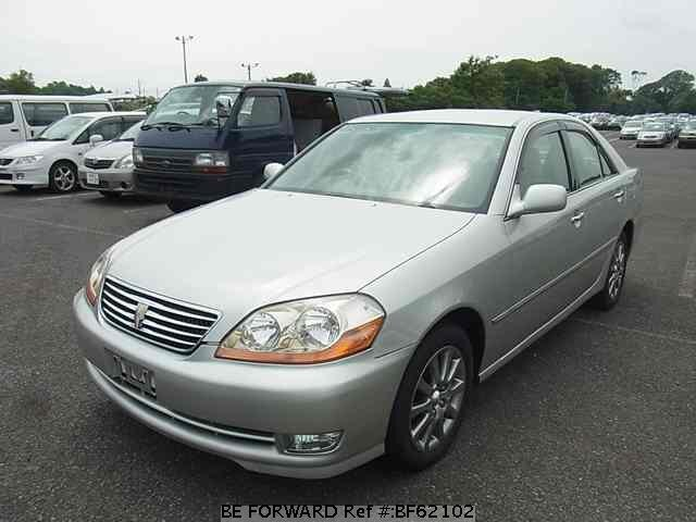 Used 2003 TOYOTA MARK II BF62102 for Sale