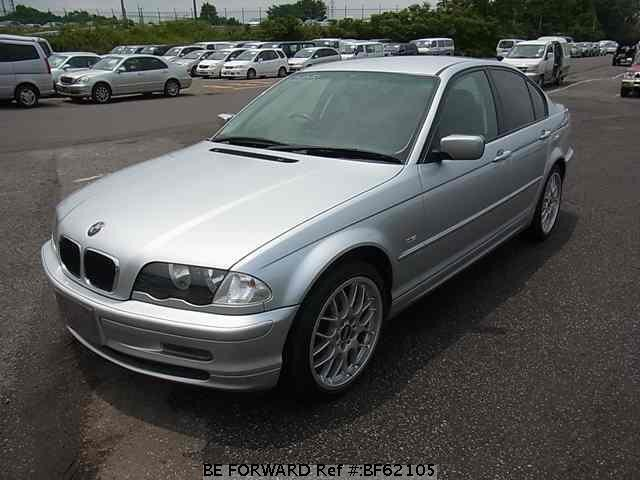 Used 2001 BMW 3 SERIES BF62105 for Sale