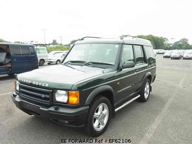 Used 2001 LAND ROVER DISCOVERY BF62106 for Sale