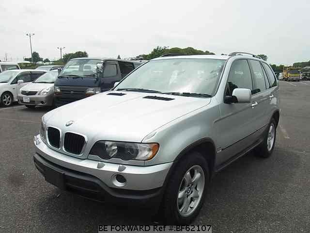 Used 2001 BMW X5 BF62107 for Sale