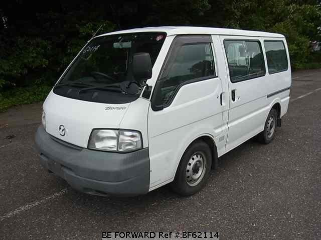 Used 2003 MAZDA BONGO VAN BF62114 for Sale