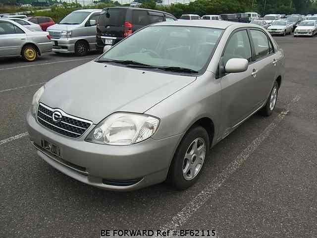 Used 2001 TOYOTA COROLLA SEDAN BF62115 for Sale