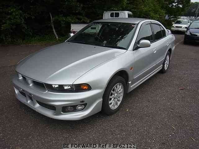 Used 2001 MITSUBISHI GALANT BF62122 for Sale