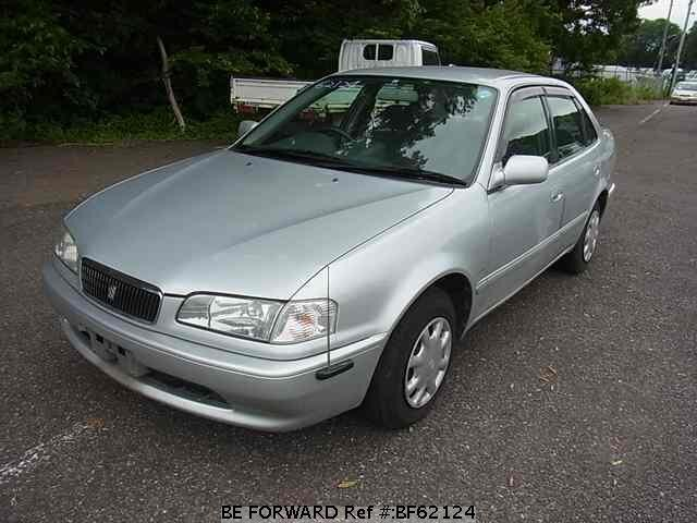 Used 1997 TOYOTA SPRINTER SEDAN BF62124 for Sale