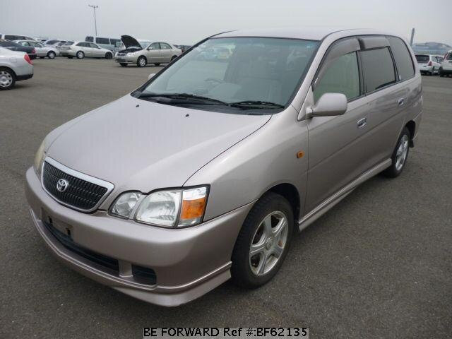 Used 2002 TOYOTA GAIA BF62135 for Sale