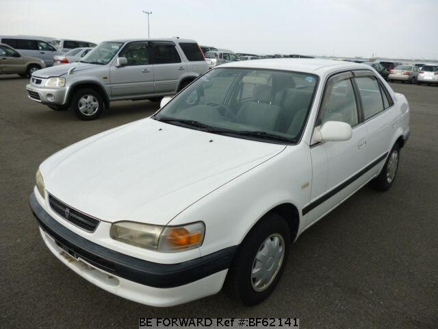 Used 1996 TOYOTA COROLLA SEDAN BF62141 for Sale
