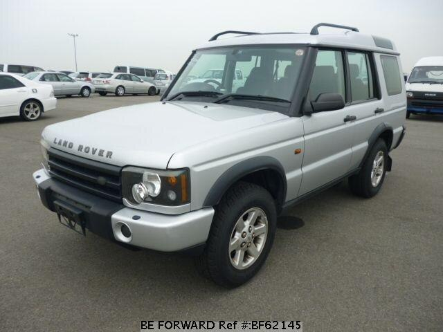 Used 2004 LAND ROVER DISCOVERY BF62145 for Sale