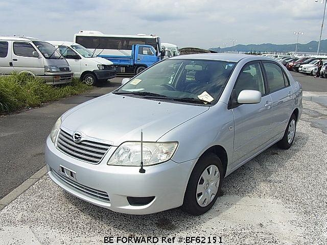 Used 2004 TOYOTA COROLLA SEDAN BF62151 for Sale