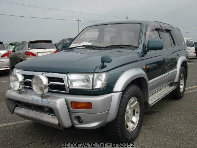 Used 1996 TOYOTA HILUX SURF BF62152 for Sale
