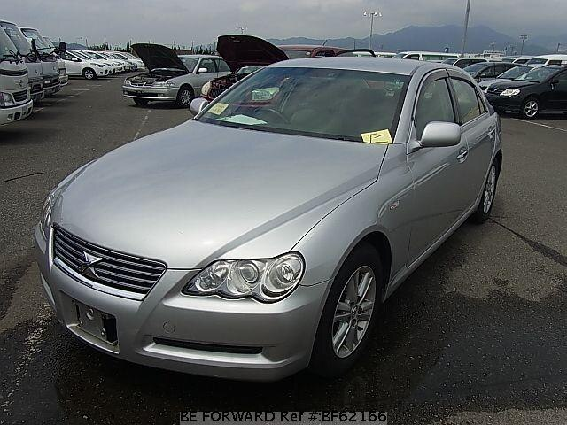 Used 2005 TOYOTA MARK X BF62166 for Sale