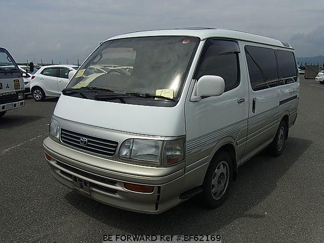 Used 1995 TOYOTA HIACE WAGON BF62169 for Sale