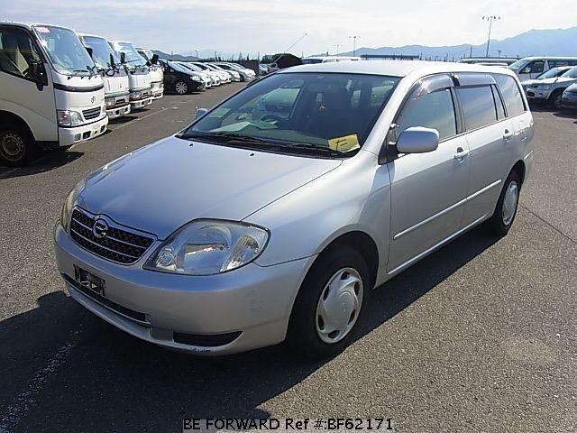 Used 2001 TOYOTA COROLLA FIELDER BF62171 for Sale