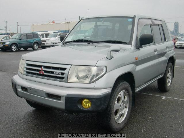 Used 1999 MITSUBISHI PAJERO IO BF62181 for Sale