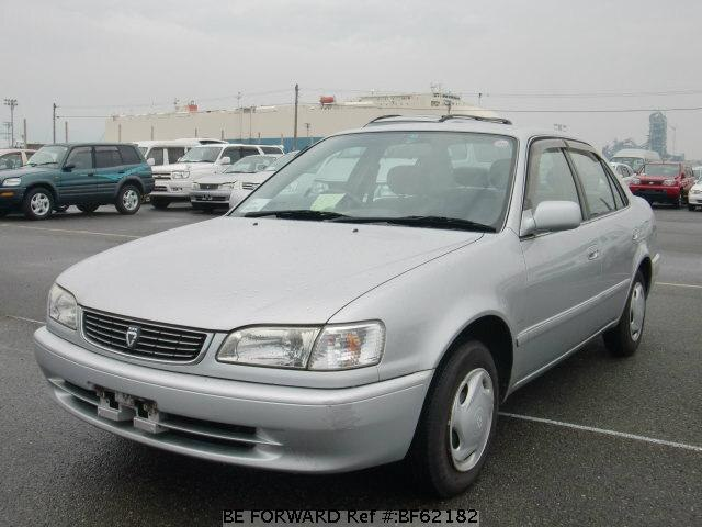 Used 1998 TOYOTA COROLLA SEDAN BF62182 for Sale