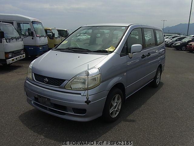 Used 1999 NISSAN SERENA BF62185 for Sale