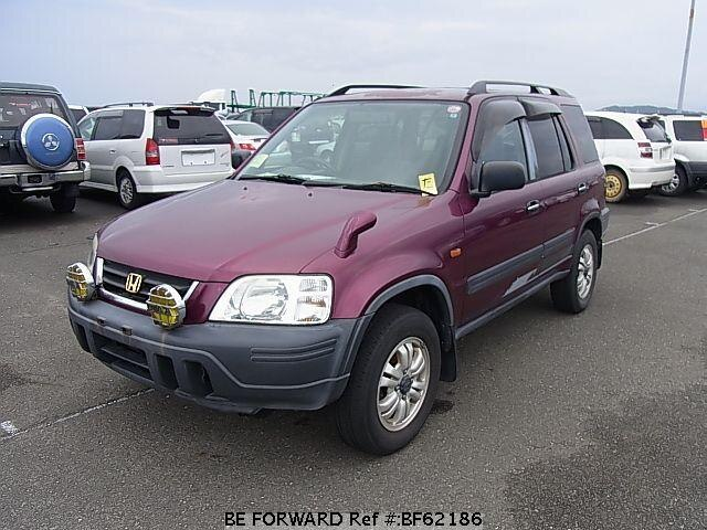 Used 1996 HONDA CR-V BF62186 for Sale