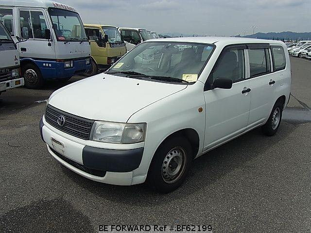 Used 2004 TOYOTA PROBOX VAN BF62199 for Sale