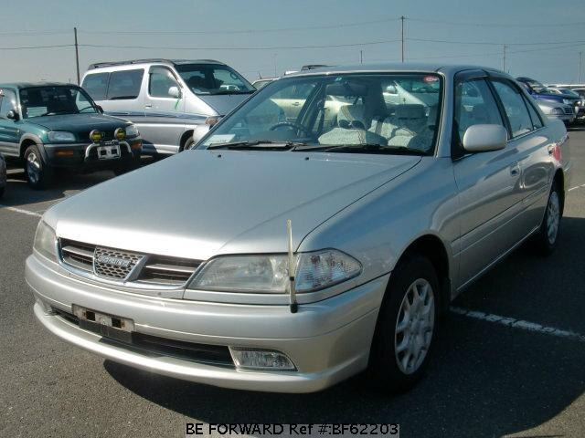 Used 2000 TOYOTA CARINA BF62203 for Sale