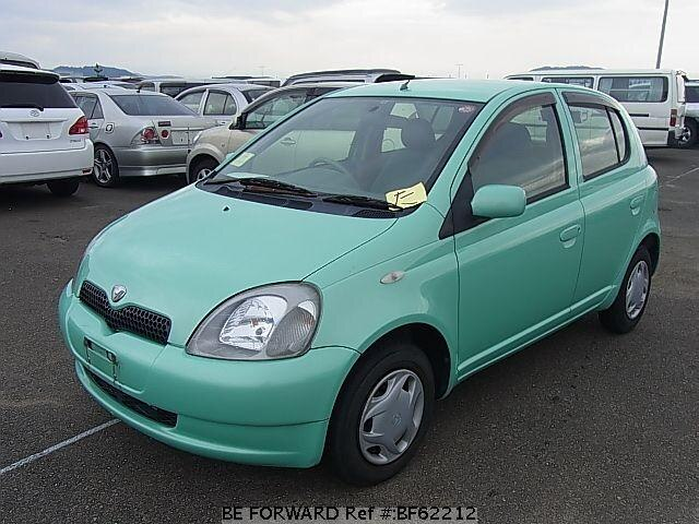 Used 1999 TOYOTA VITZ BF62212 for Sale