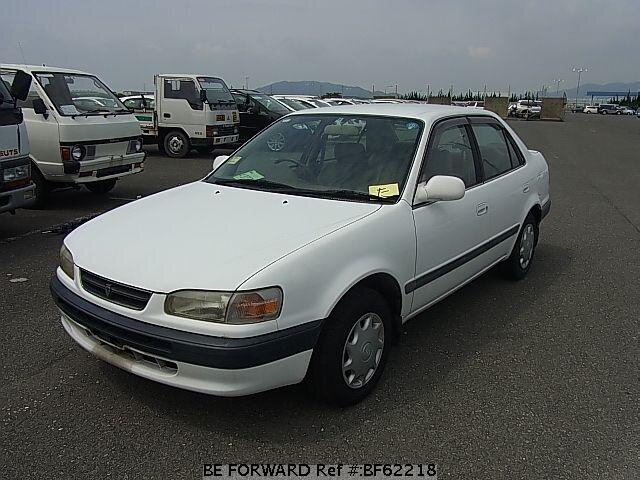 Used 1995 TOYOTA COROLLA SEDAN BF62218 for Sale