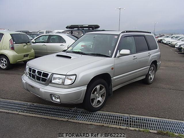 Used 1999 SUBARU FORESTER BF62222 for Sale