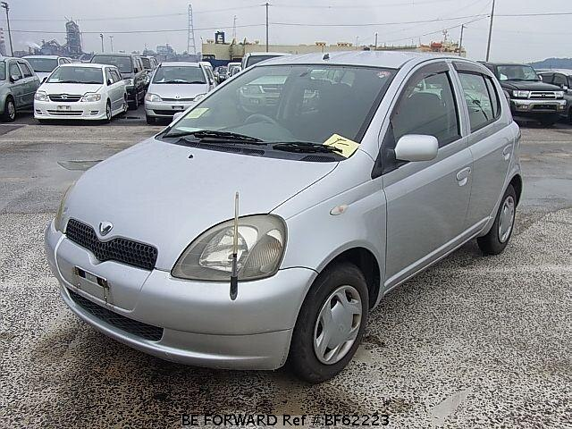 Used 2001 TOYOTA VITZ BF62223 for Sale