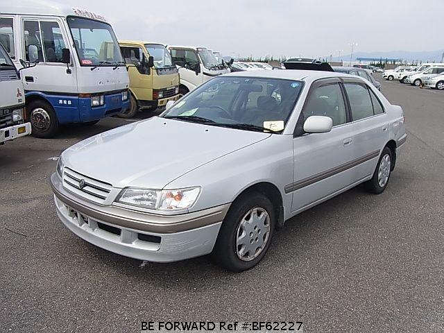 Used 1997 TOYOTA CORONA PREMIO BF62227 for Sale