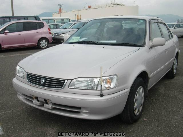 Used 1997 TOYOTA COROLLA SEDAN BF62236 for Sale