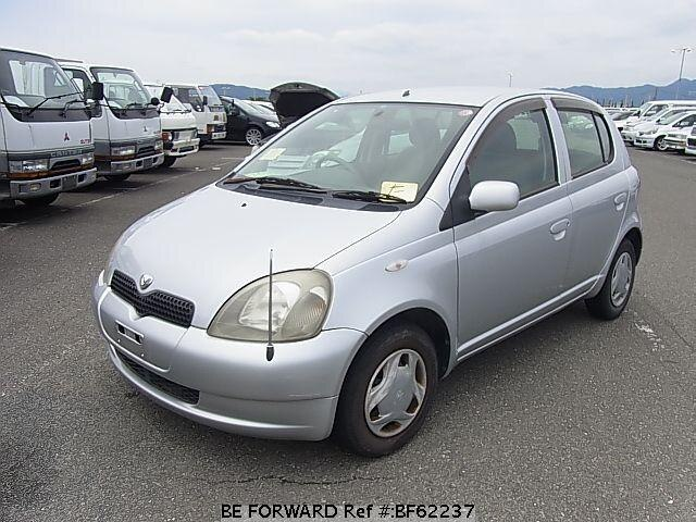 Used 2000 TOYOTA VITZ BF62237 for Sale
