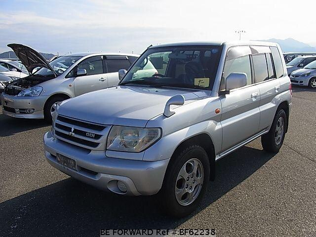 Used 2001 MITSUBISHI PAJERO IO BF62238 for Sale