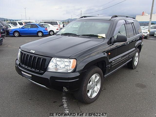 Used 2003 JEEP GRAND CHEROKEE BF62247 for Sale