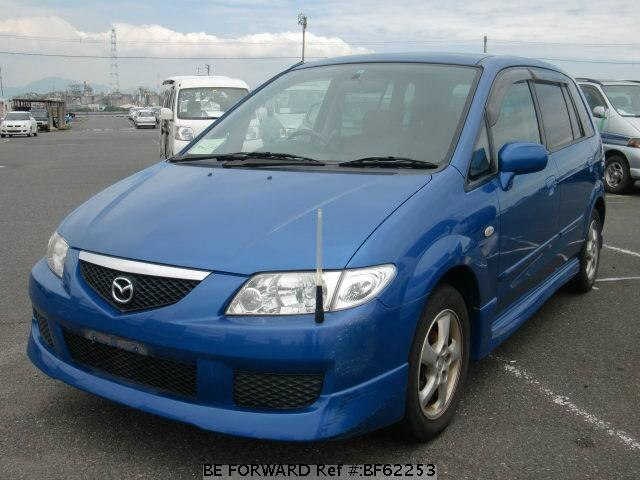 Used 2003 MAZDA PREMACY BF62253 for Sale
