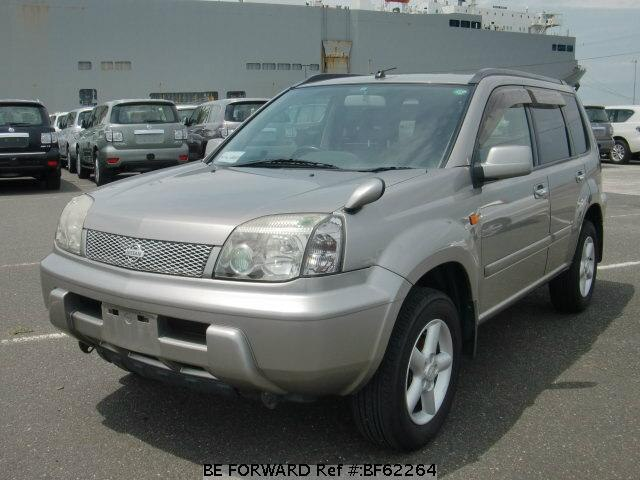 Used 2003 NISSAN X-TRAIL BF62264 for Sale