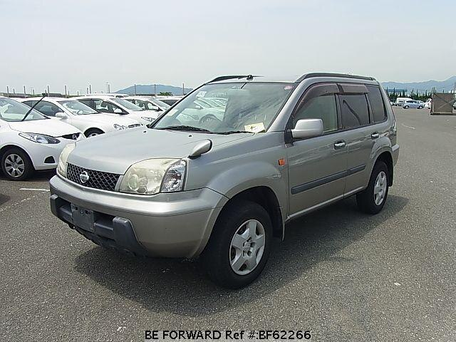 Used 2002 NISSAN X-TRAIL BF62266 for Sale