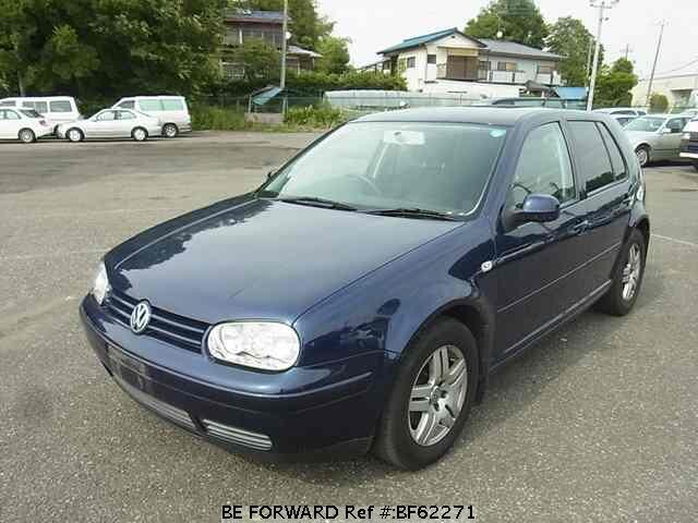 Used 2001 VOLKSWAGEN GOLF BF62271 for Sale