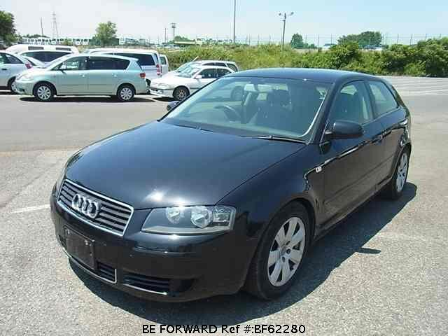 Used 2004 AUDI A3 BF62280 for Sale